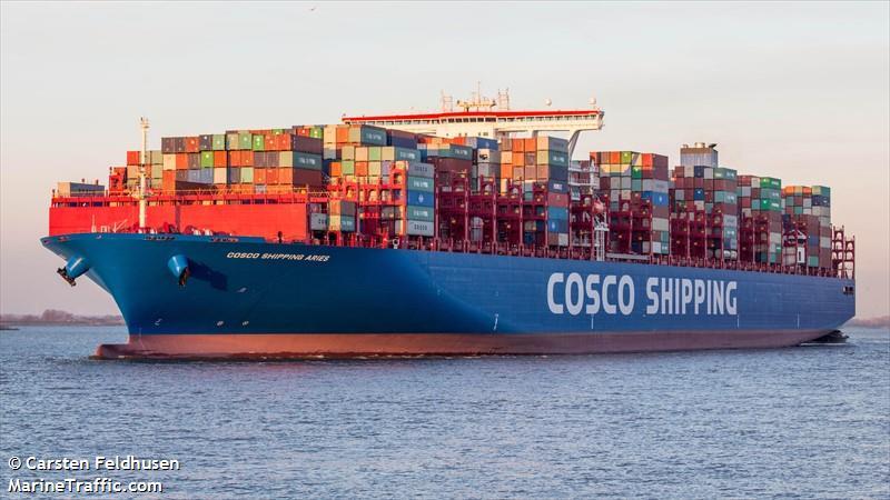 COSCO SHIPPING ARIES
